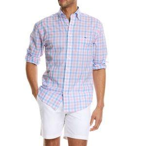 VINEYARD VINES Classic Tucker Shirt